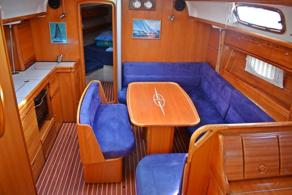 Location bateau Bavaria Cruiser 39 à Croatie sur Samboat