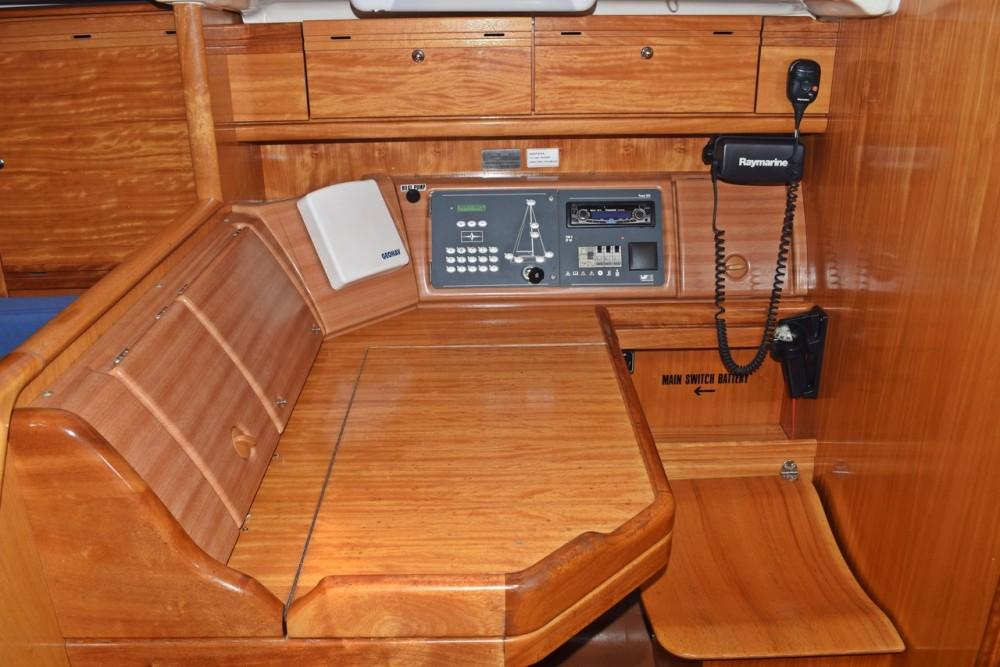 Bavaria Cruiser 46 entre particuliers et professionnel à Croatie
