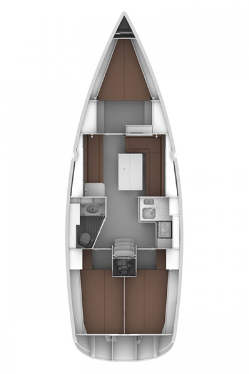 Location bateau Croatie pas cher Cruiser 36