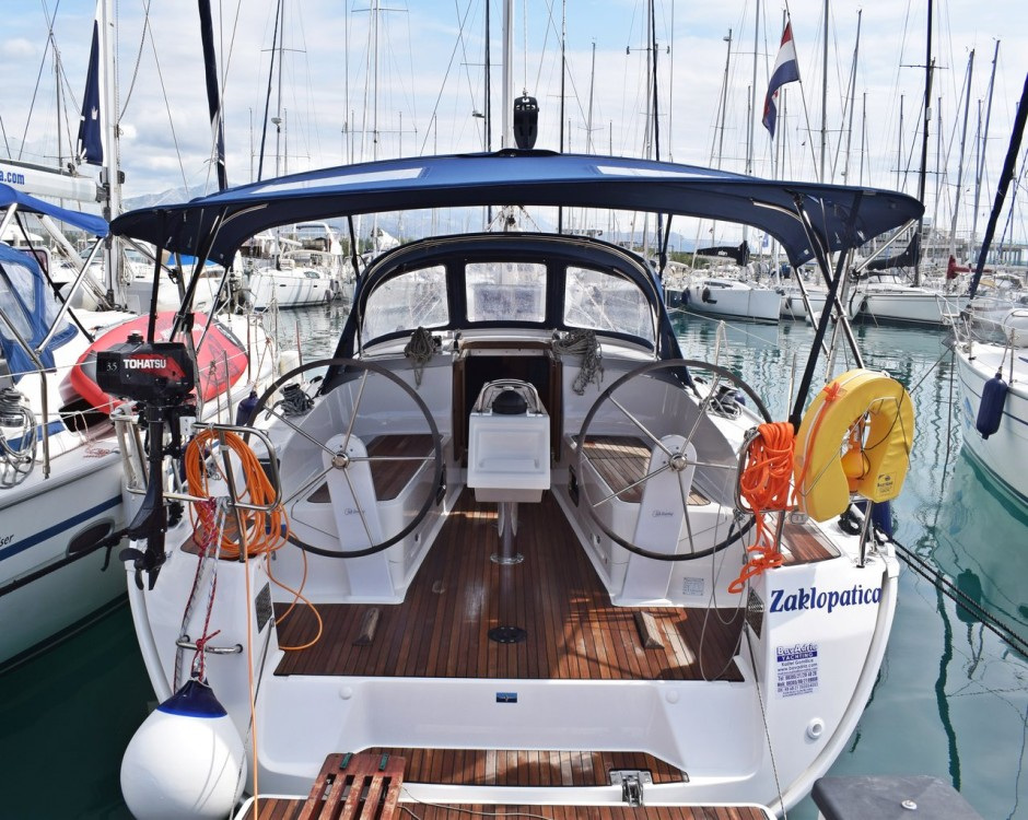 Location yacht à Croatia - Bavaria Cruiser 37 sur SamBoat