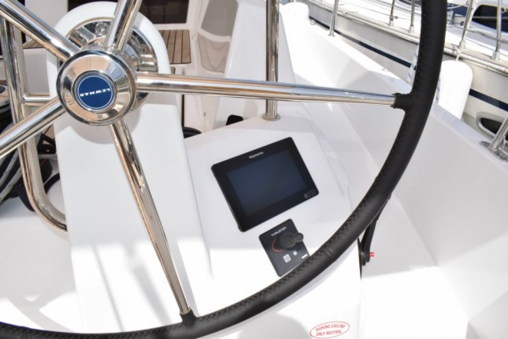 Location yacht à Croatie - Jeanneau Sun Odyssey 490 - 5 + 1 cab. sur SamBoat