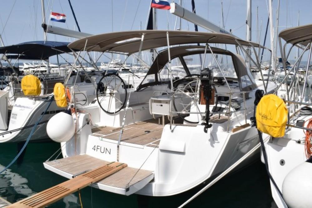 Location Voilier à Croatie - Jeanneau Sun Odyssey 519 - 5 + 1 cab.