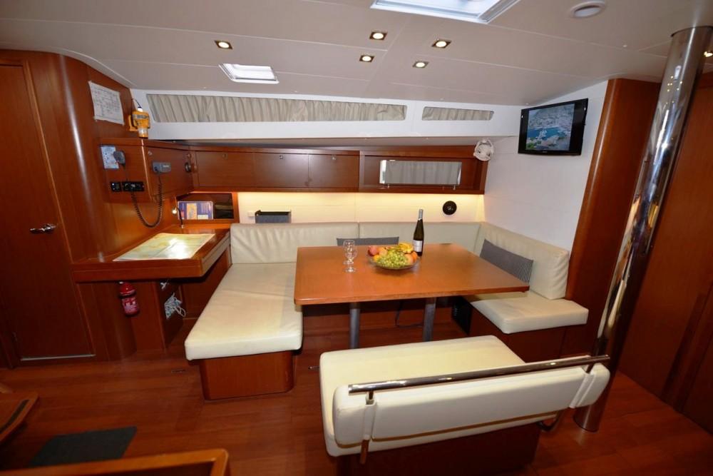 Location yacht à Peloponnese - Bénéteau Oceanis 48 - 5 cab. sur SamBoat