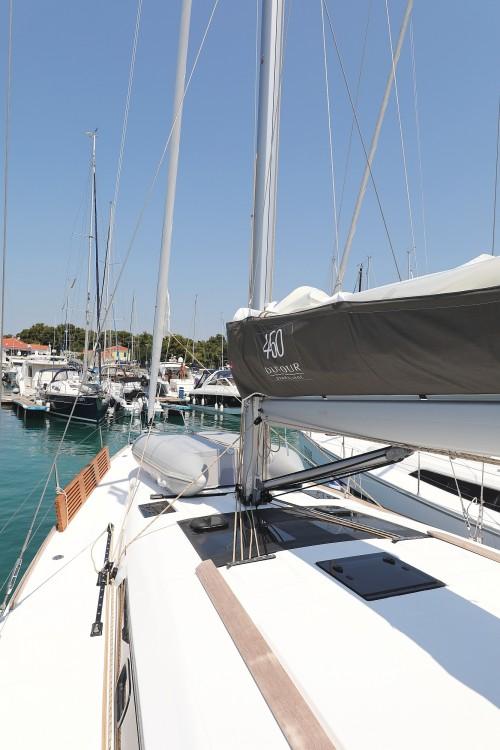 Location bateau Dufour Dufour 460 GL - 5 cab. à D-Marin Borik sur Samboat