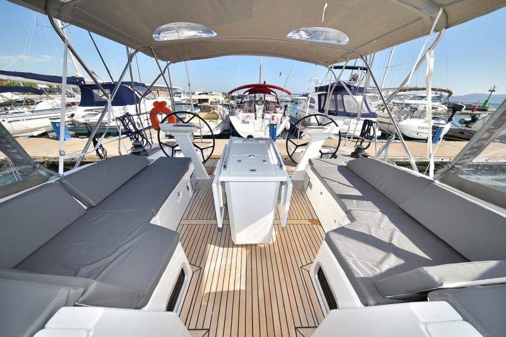 Location yacht à D-Marin Borik - Bénéteau Oceanis 46.1 (4 cab) sur SamBoat