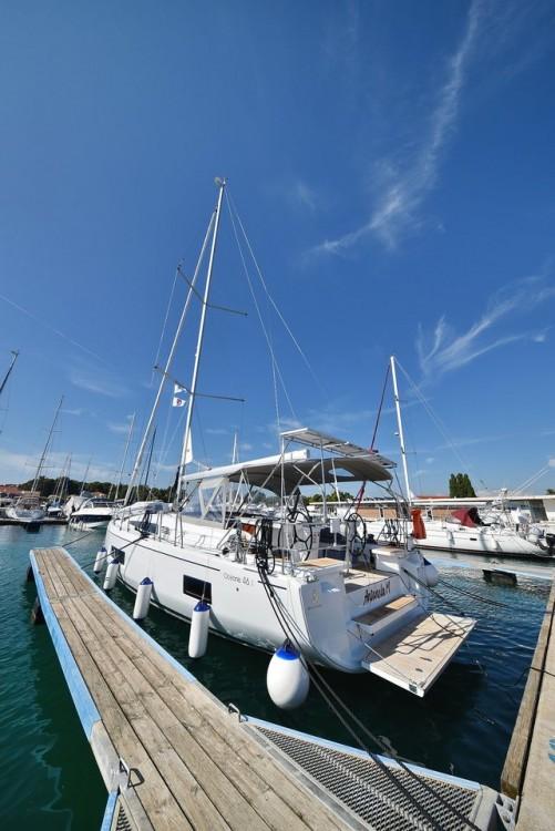 Location bateau D-Marin Borik pas cher Oceanis 46.1 (4 cab)