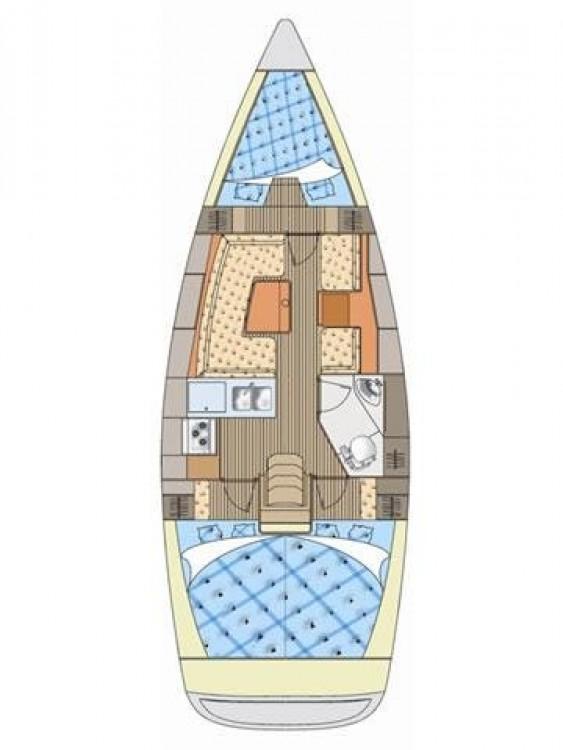 Location bateau Elan Elan 344 Impression à Croatie sur Samboat