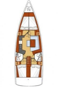 Location bateau Lefkada (Île) pas cher Oceanis 45