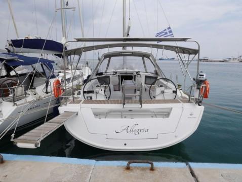 Bénéteau Oceanis 45 entre particuliers et professionnel à Lefkada (Île)