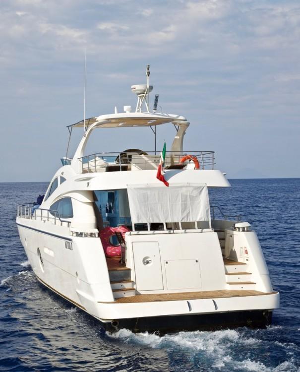 Location Bateau à moteur à Milazzo - Aicon-Yachts Aicon 64 - 4 + 1 cab.