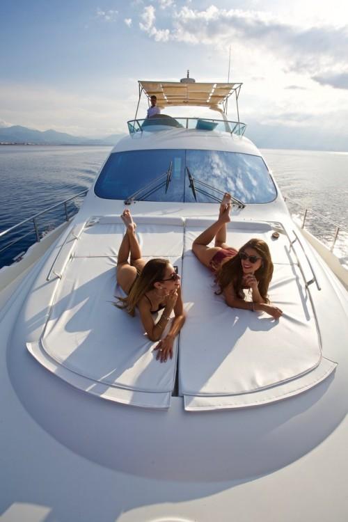 Location bateau Aicon-Yachts Aicon 64 - 4 + 1 cab. à Milazzo sur Samboat