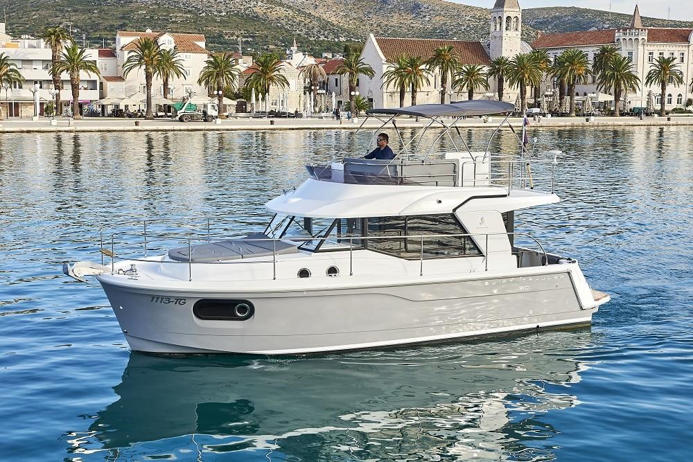 Location yacht à Trogir - Bénéteau Swift Trawler 30 sur SamBoat