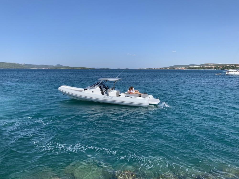 Location bateau Croatie pas cher Sacs Strider 11