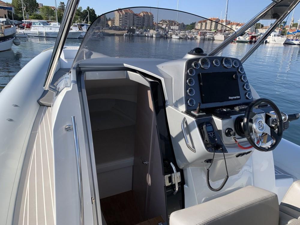 Location bateau Sacs Sacs Strider 11 à Croatie sur Samboat