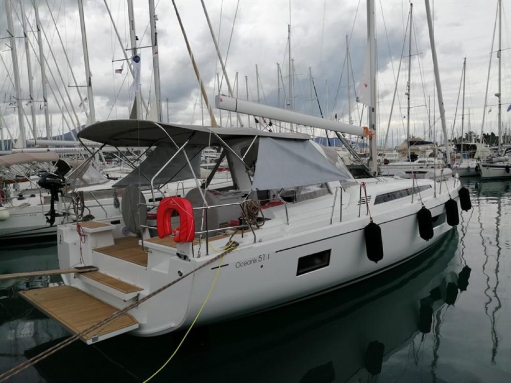 Location yacht à Corfou - Bénéteau Oceanis 51.1 sur SamBoat