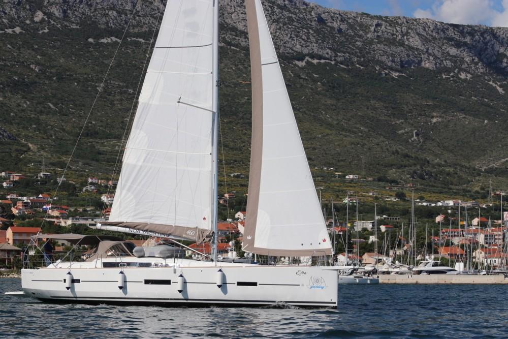 Location yacht à Croatie - Dufour Dufour 460 GL sur SamBoat