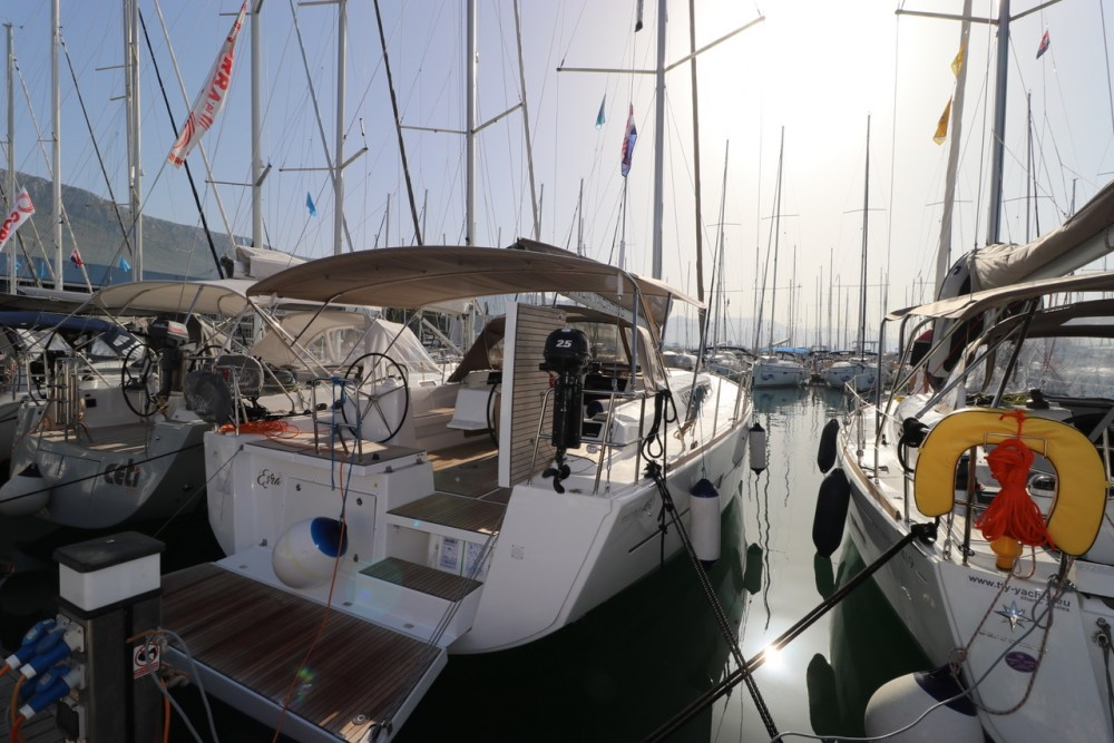 Location bateau Dufour Dufour 460 GL à Croatie sur Samboat