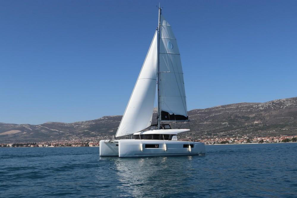 Lagoon Lagoon 40 - 4 + 2 cab  entre particuliers et professionnel à Croatie