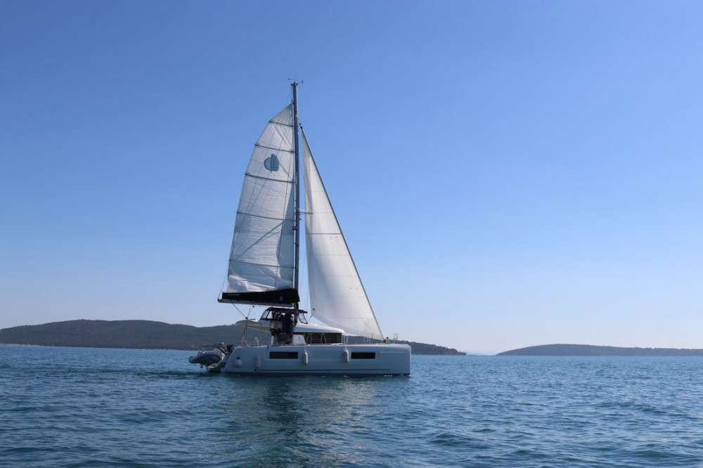 Location Catamaran à Croatie - Lagoon Lagoon 40 - 4 + 2 cab