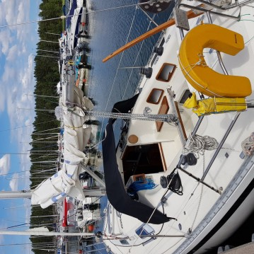 Location bateau Comfort Comfort 32 à Vaxholm sur Samboat