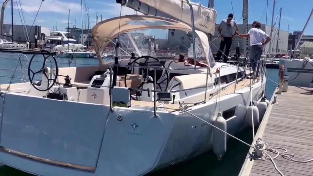 Jeanneau Sun Odyssey 440 entre particuliers et professionnel à Fethiye
