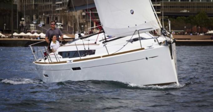 Location yacht à Gouviá - Jeanneau Sun Odyssey 389 sur SamBoat