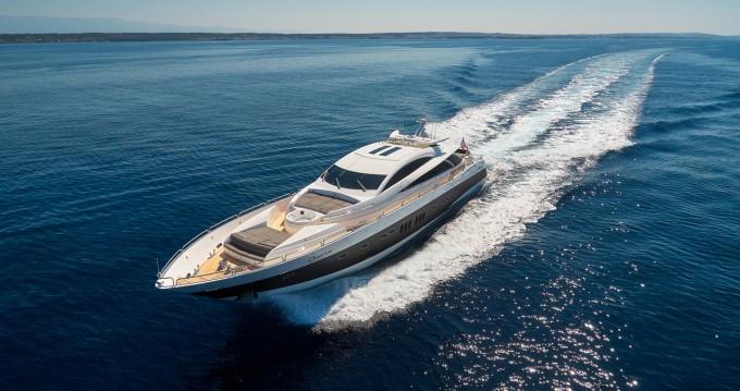 Location bateau Sunseeker Sunseeker Predator 108 à Zadar sur Samboat