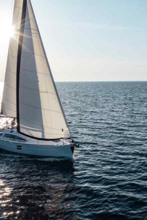 Location bateau Split pas cher Elan Impression 40.1