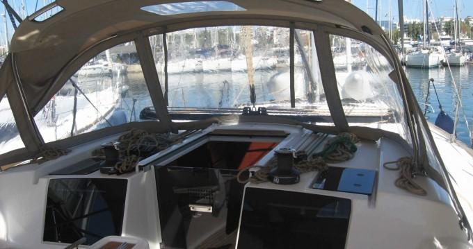 Location bateau Álimos pas cher Dufour 382 GL