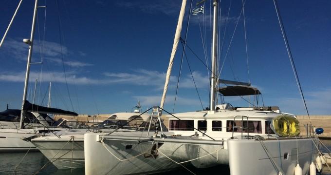 Louer Catamaran avec ou sans skipper Lagoon à Torre del Greco