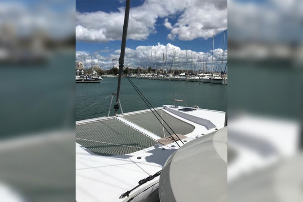 Location Catamaran Nautitech Rochefort avec permis