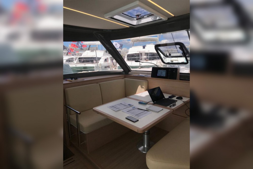 Location bateau Nautitech Rochefort Nautitech 40 Open - 4 + 1 cab. à Cagliari sur Samboat