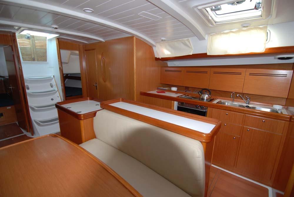Location bateau Bénéteau Cyclades 50.5 à Péloponnèse sur Samboat