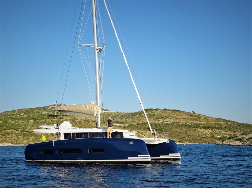 Location bateau Primošten pas cher Dufour 48