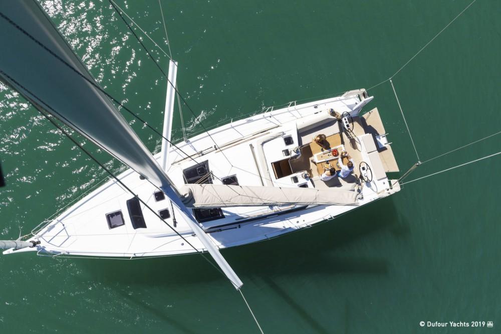 Location bateau Dufour Dufour 43 à Croatie sur Samboat
