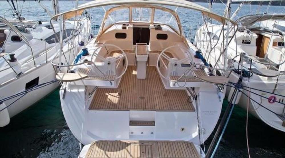 Location bateau Croatie pas cher Elan Impression 45