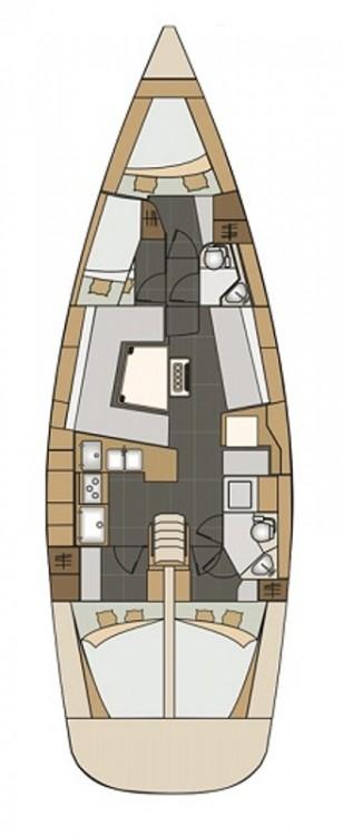 Location bateau Elan Elan Impression 45 à Croatie sur Samboat
