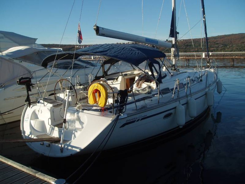 Location Voilier à Croatie - Bavaria Cruiser 46