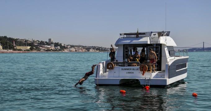Location bateau Fountaine Pajot My 37 à Lisbon sur Samboat