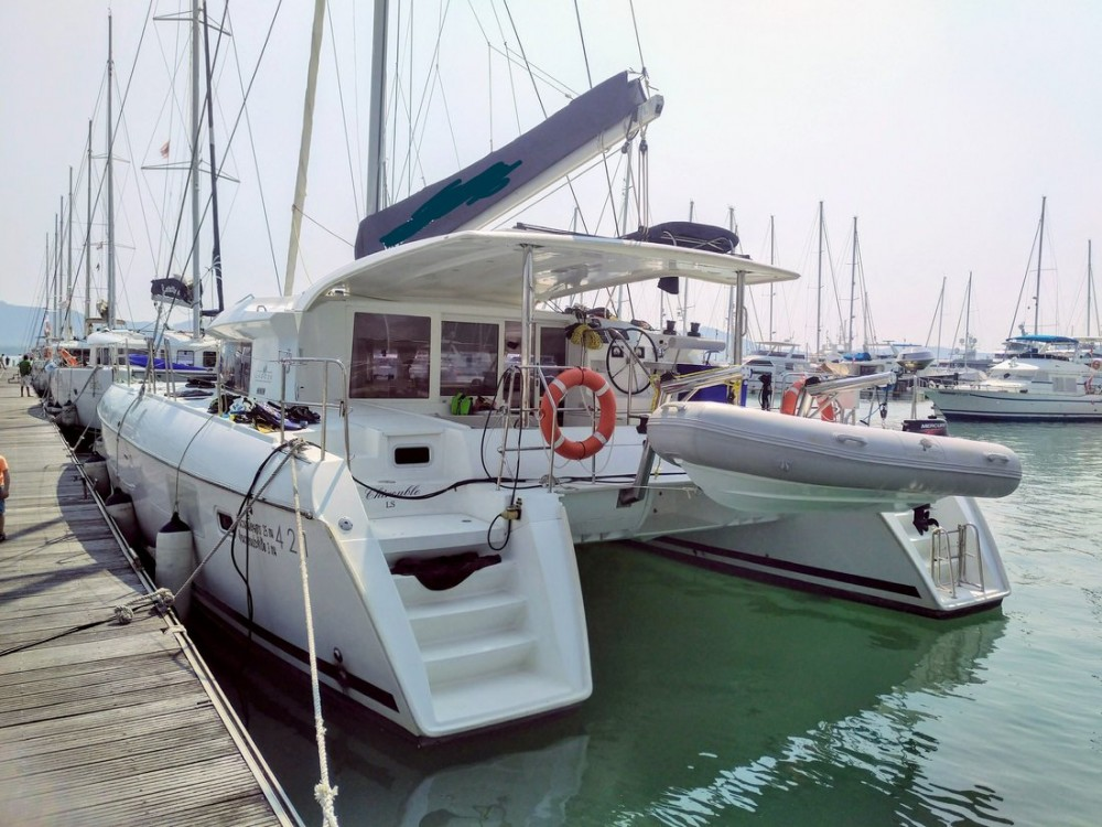 Louer Catamaran avec ou sans skipper Lagoon à Baan Salak Phet
