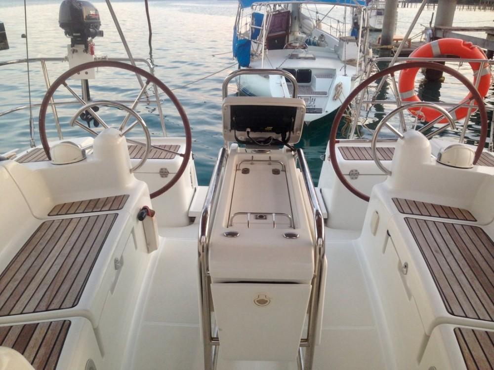 Location yacht à Baan Salak Phet - Jeanneau Sun Odyssey 409 sur SamBoat