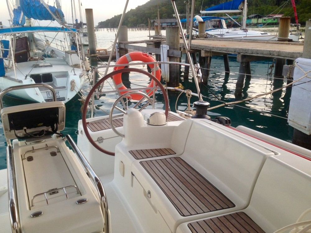 Location bateau Baan Salak Phet pas cher Sun Odyssey 409