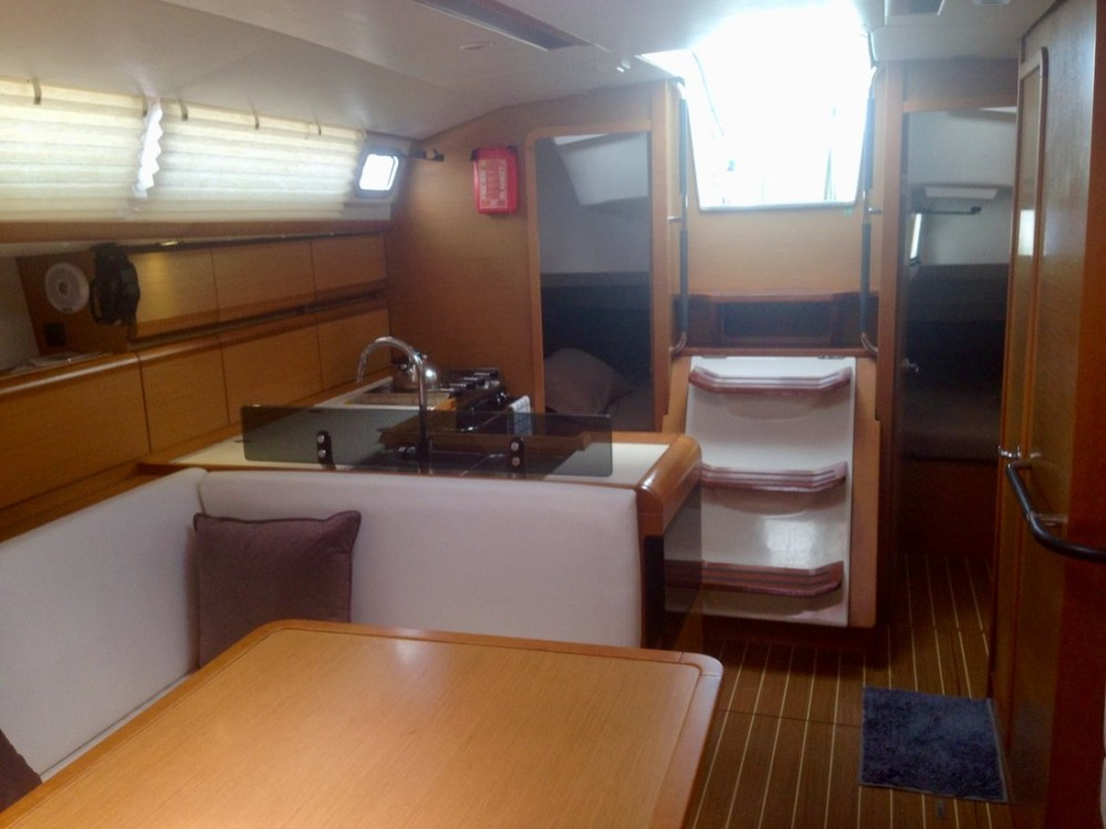 Location bateau Jeanneau Sun Odyssey 409 à Baan Salak Phet sur Samboat