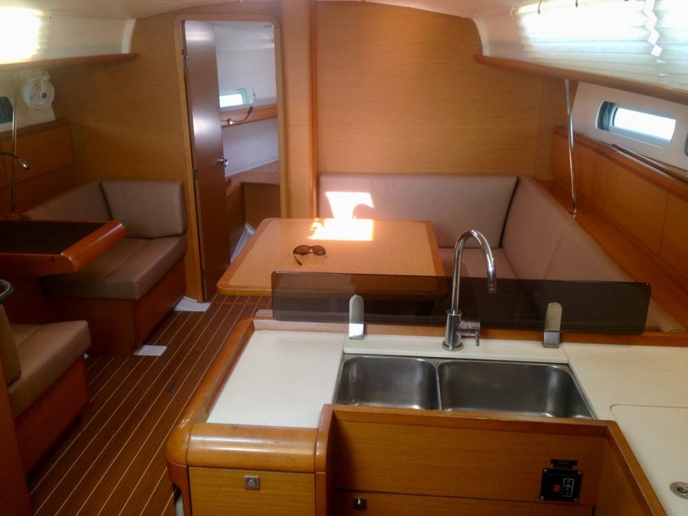 Location yacht à Koh Chang Tai - Jeanneau Sun Odyssey 409 sur SamBoat