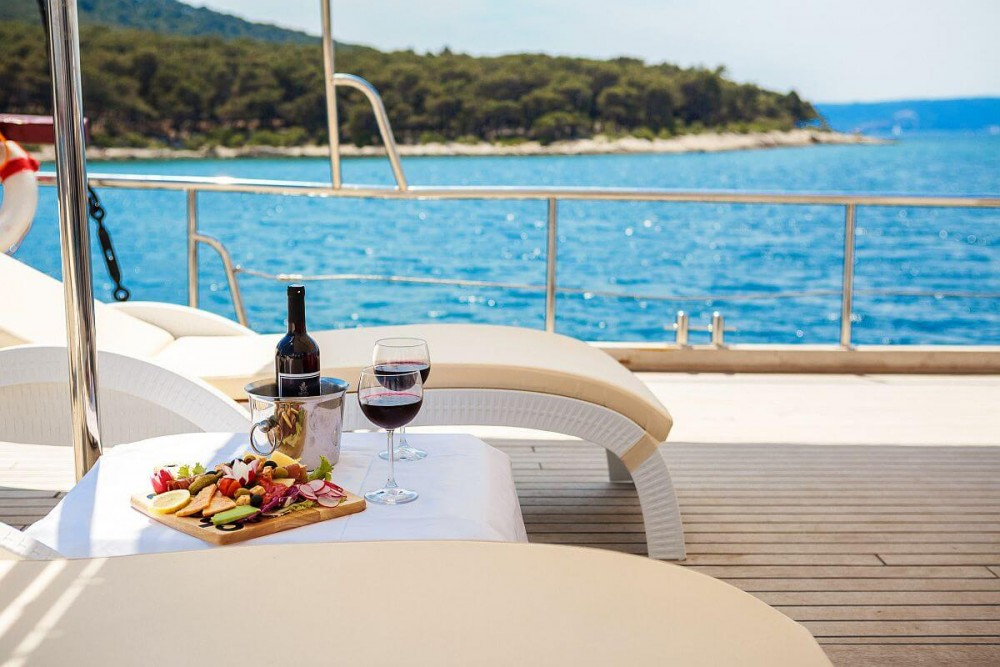 Location bateau Croatie pas cher Gideon