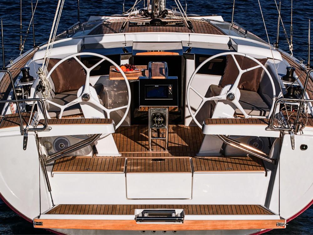 Location bateau Croatie pas cher Hanse 388