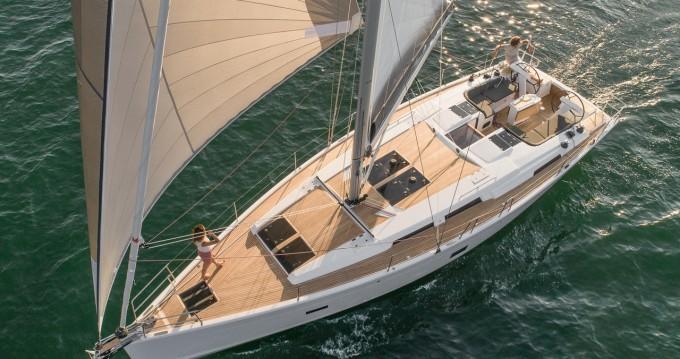 Location bateau Biograd na Moru pas cher Hanse 458