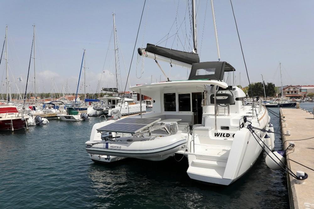 Louer Catamaran avec ou sans skipper Lagoon à Croatie