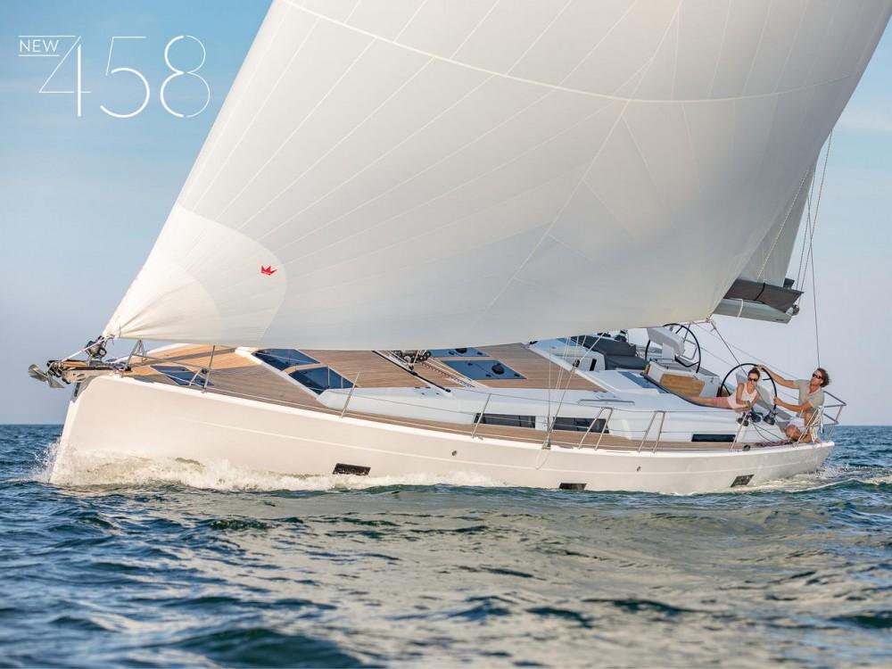 Location yacht à Péloponnèse - Hanse Hanse 458 sur SamBoat