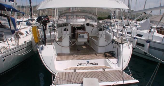Location bateau Trogir pas cher Cruiser 40
